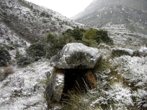 dolmen de la Devesa del Roget