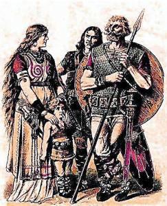 familia celta