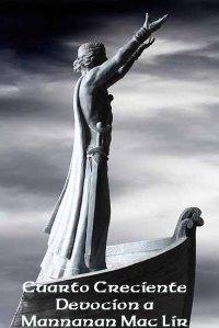 Mannanan Mac Lir statue